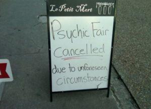 Phychic Fair